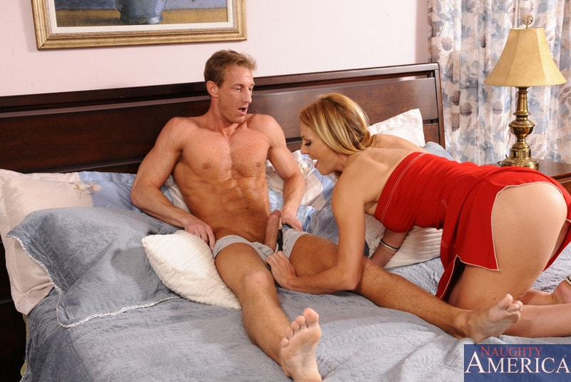 Bobbi starr teaches her student to put toys in ass 9