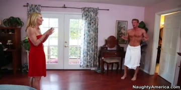 Brenda James and Ryan McLane in My Friends Hot Mom