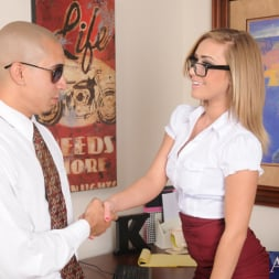 Kennedy Leigh in 'Naughty America' and Bruno Dickemz in Naughty Office (Thumbnail 1)