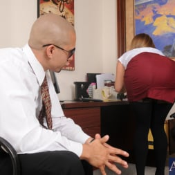 Kennedy Leigh in 'Naughty America' and Bruno Dickemz in Naughty Office (Thumbnail 2)