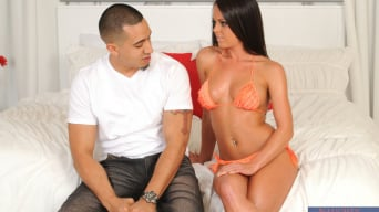Rahyndee James in 'and Bruno Dickemz in My Sisters Hot Friend'