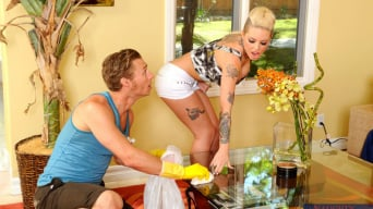 Christy Mack in 'and Michael Vegas in My Wife's Hot Friend'