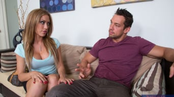 Capri Cavanni in 'and Johnny Castle in My Wife's Hot Friend'