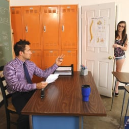 Summer Rae in 'Naughty America' and Johnny Castle in Naughty Bookworms (Thumbnail 1)