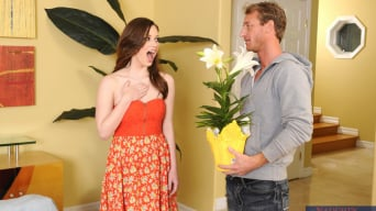 Natalie Moore in 'and Ryan Mclane in I Have a Wife'