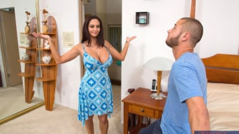 Ava Addams In 'and Danny Mountain in Seduced by a cougar'