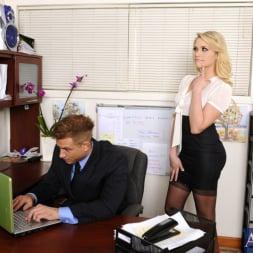 Mia Malkova in 'Naughty America' and Bill Bailey in Naughty Office (Thumbnail 1)