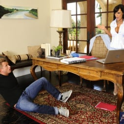Lisa Ann in 'Naughty America' and Bill Bailey in My First Sex Teacher (Thumbnail 2)