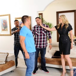 Julia Ann in 'Naughty America' and Johnny Castle in My Friends Hot Mom (Thumbnail 1)