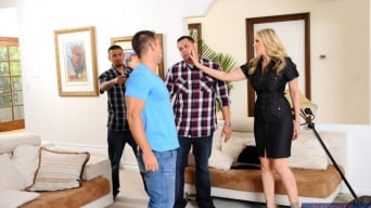Julia Ann in 'and Johnny Castle in My Friends Hot Mom'
