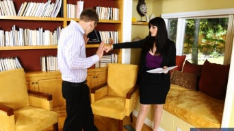 Sophie Dee in 'and Danny Wylde in Naughty Office'
