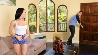 Katie St. Ives in 'and Danny Wylde in My Wife's Hot Friend'