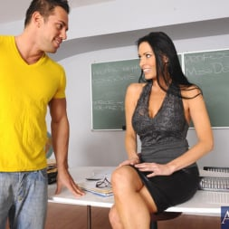 Vanilla DeVille in 'Naughty America' and Johnny Castle in My First Sex Teacher (Thumbnail 2)
