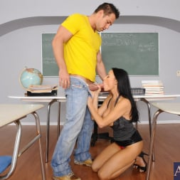 Vanilla DeVille in 'Naughty America' and Johnny Castle in My First Sex Teacher (Thumbnail 12)