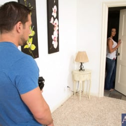 Rachel Starr in 'Naughty America' and Johnny Castle in I Have a Wife (Thumbnail 1)