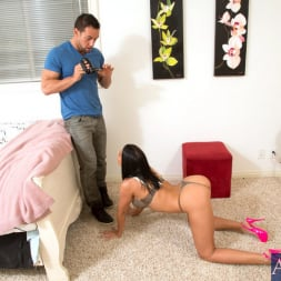 Rachel Starr in 'Naughty America' and Johnny Castle in I Have a Wife (Thumbnail 2)