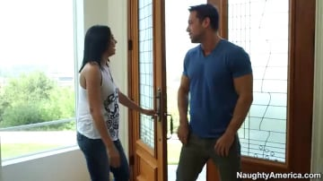 Rachel Starr and Johnny Castle in I Have a Wife