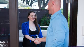Tessa Lane in ' and Johnny Sins in Neighbor Affair'