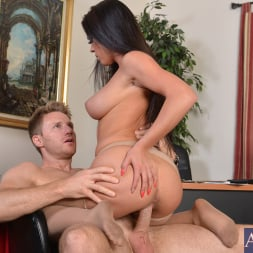 Rahyndee James in 'Naughty America' and Levi Cash in Naughty Office (Thumbnail 7)