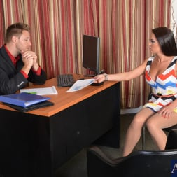 Rahyndee James in 'Naughty America' and Levi Cash in Naughty Office (Thumbnail 12)