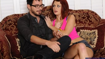 Jessica Robbin in 'and Dane Cross in My Sisters Hot Friend'