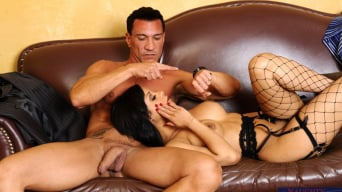 MaryJean in 'and Marco Banderas in Naughty Office'