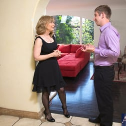 Nina Hartley in 'Naughty America' and Danny Wylde in Seduced by a cougar (Thumbnail 1)
