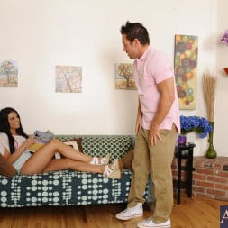 Adriana Chechik in 'Naughty America' and Johnny Castle in My Sisters Hot Friend (Thumbnail 1)