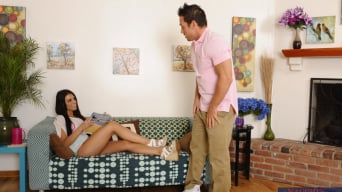 Adriana Chechik in 'and Johnny Castle in My Sisters Hot Friend'