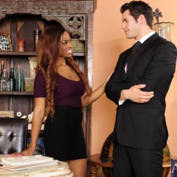 Tori Taylor in 'Naughty America' and Giovanni Francesco in Naughty Office (Thumbnail 1)