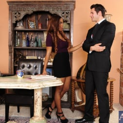 Tori Taylor in 'Naughty America' and Giovanni Francesco in Naughty Office (Thumbnail 2)