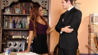Tori Taylor in 'and Giovanni Francesco in Naughty Office'