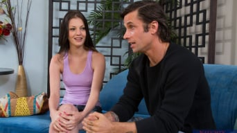 Alexis Venton in 'and Alan Stafford in My Sisters Hot Friend'