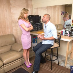Brandi Love in 'Naughty America' and Karlo Karrera in Seduced by a cougar (Thumbnail 1)