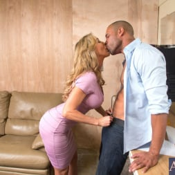 Brandi Love in 'Naughty America' and Karlo Karrera in Seduced by a cougar (Thumbnail 2)