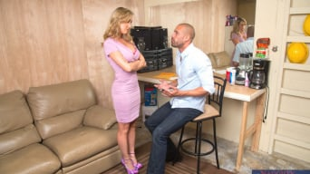Brandi Love in 'and Karlo Karrera in Seduced by a cougar'