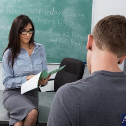 Diana Prince in 'Naughty America' and Danny Wylde in My First Sex Teacher (Thumbnail 1)