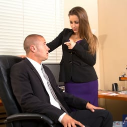 Dani Daniels in 'Naughty America' and Danny Mountain in Naughty Office (Thumbnail 1)