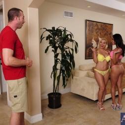 Adrianna Luna in 'Naughty America' 2 Chicks Same Time (Thumbnail 2)