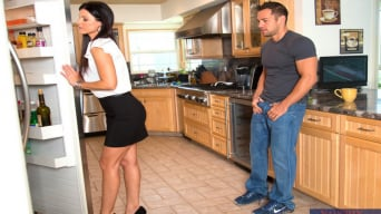 India Summer in 'and Johnny Castle in My Friends Hot Mom'