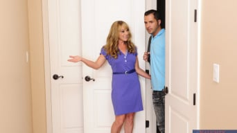 Shayla LaVeaux in 'and Kris Slater in Seduced by a cougar'