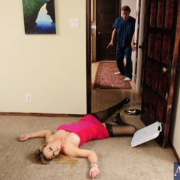Abbey Brooks in 'Naughty America' and Michael Vegas in My Dad's Hot Girlfriend (Thumbnail 1)