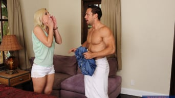 Tara Lynn Foxx in 'and Johnny Castle in My Sisters Hot Friend'