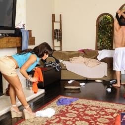 Lisa Ann in 'Naughty America' and Johnny Castle in My Friends Hot Mom (Thumbnail 1)