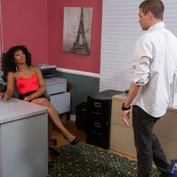 Misty Stone in 'Naughty America' and Xander Corvus in Naughty Office (Thumbnail 1)