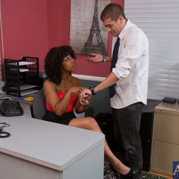 Misty Stone in 'Naughty America' and Xander Corvus in Naughty Office (Thumbnail 2)
