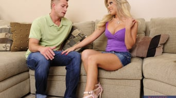 Aubrey Addams in 'and Bill Bailey in My Sisters Hot Friend'