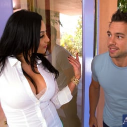 Audrey Bitoni in 'Naughty America' and Johnny Castle in I Have a Wife (Thumbnail 1)