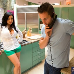 Audrey Bitoni in 'Naughty America' and Johnny Castle in I Have a Wife (Thumbnail 2)
