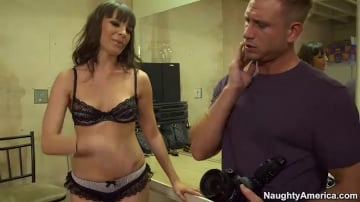 Dana DeArmond and Bill Bailey in American Daydreams